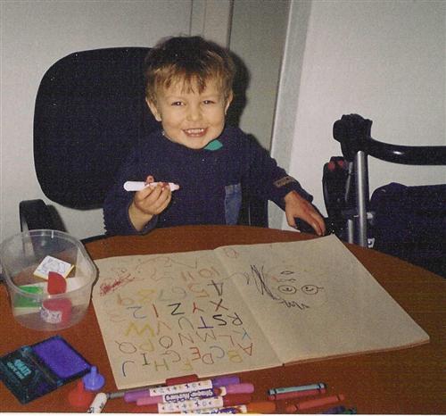 Ryan drawing